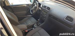 Volkswagen Golf 6, 2009, euro 5, 1,4 TSI, 120 CP, climatronic, recent adusa - imagine 2