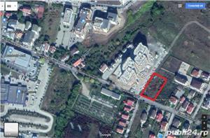 Teren 1570mp pe strada Mihai Romanul - imagine 2