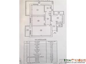 Apartament central 3 cam D 80 mp, etaj 2 - Anastasie Panu - imagine 14