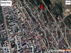 OPORTUNITATE! 1100mp teren intravilan Iasi in zona Sararie-Ticau - imagine 3
