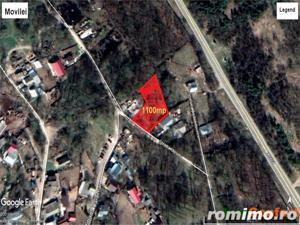 OPORTUNITATE! 1100mp teren intravilan Iasi in zona Sararie-Ticau - imagine 2