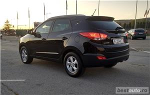 Hyundai ix35 EURO 5 CU 98.000 km RAR facut Navi, Klimatronic Piele FULL - imagine 7