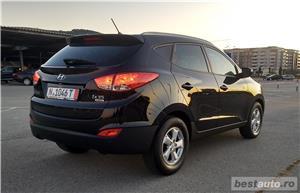Hyundai ix35 EURO 5 CU 98.000 km RAR facut Navi, Klimatronic Piele FULL - imagine 6