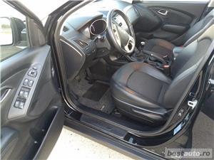 Hyundai ix35 EURO 5 CU 98.000 km RAR facut Navi, Klimatronic Piele FULL - imagine 8