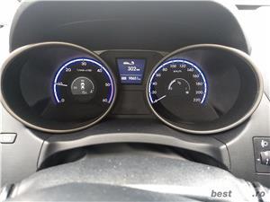 Hyundai ix35 EURO 5 CU 98.000 km RAR facut Navi, Klimatronic Piele FULL - imagine 4