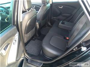 Hyundai ix35 EURO 5 CU 98.000 km RAR facut Navi, Klimatronic Piele FULL - imagine 9
