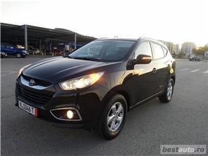 Hyundai ix35 EURO 5 CU 98.000 km RAR facut Navi, Klimatronic Piele FULL - imagine 2