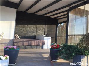 Proprietar vand penthouse cu terasa/gradina rooftop situat in complex rezidential acces lac,ponton - imagine 3