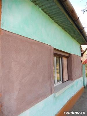 Casa batraneasca 720 mp teren 39500 EURO Mosnita noua in centru - imagine 8