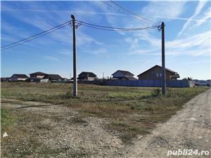 Proprietar teren Moșnița pe colt, 2 fronturi 30,5/20, ideal duplex în Moșnița, pădurea Bistra!  - imagine 5