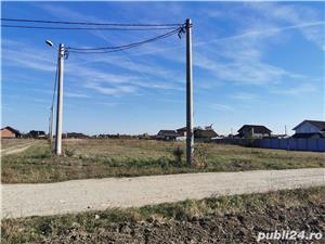Proprietar teren Moșnița pe colt, 2 fronturi 30,5/20, ideal duplex în Moșnița, pădurea Bistra!  - imagine 8