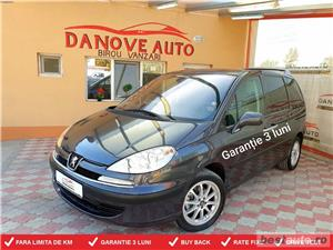 Peugeot 807,GARANTIE 3 LUNI,BUY BACK,RATE FIXE,motor 2200 tdi,130 CP. - imagine 1
