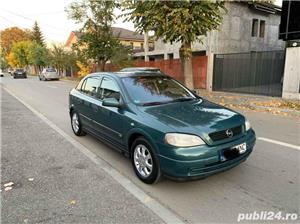 Opel Astra G 1.6 8V 90cp model selection // 05.2001 E4 Full option  - imagine 2