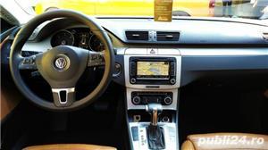 Vw Passat CC automt 2.0 TDI 170 CP, navigatie - imagine 5