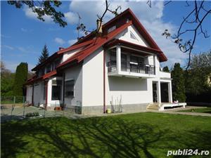 Vanzare casa, P+1+MANS, C-tie 2000, langa Manastirea Cernica - imagine 2