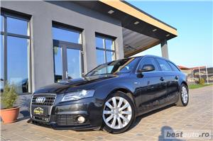 Audi A4 an:2009=avans 0 % rate fixe=aprobarea creditului in 2 ore=autohaus vindem si in rate - imagine 14