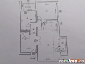 Apartament 2 cam D 61 mp Tatarasi Oancea, bloc ''94 - imagine 4