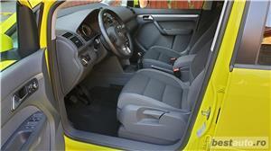 VW TOURAN 2.0 TDI 140 CP EURO 5 An 2014 adus recent Germania - imagine 4