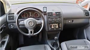 VW TOURAN 2.0 TDI 140 CP EURO 5 An 2014 adus recent Germania - imagine 5