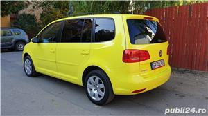 VW TOURAN 2.0 TDI 140 CP EURO 5 An 2014 adus recent Germania.  - imagine 2