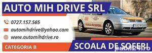 Auto Mih Drive anajeaza instructori auto categoria B - imagine 2