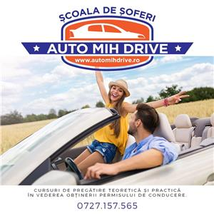 Auto Mih Drive anajeaza instructori auto categoria B - imagine 3