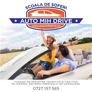 Auto Mih Drive ANGAJEAZA Instructor auto Categoria b - imagine 7