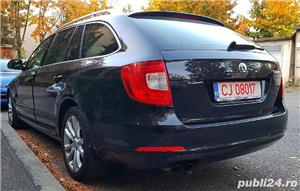 Skoda Superb - imagine 8