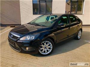 Ford Focus 2009 1.6 Benzina Import Germania Impecabila  - imagine 2