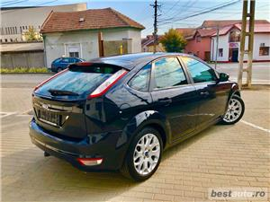 Ford Focus 2009 1.6 Benzina Import Germania Impecabila  - imagine 4