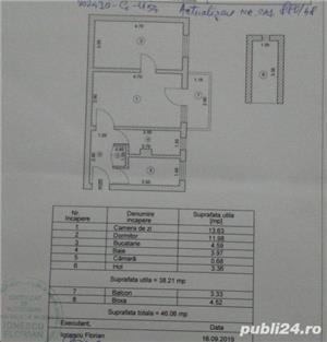 Apartament 2 camere Tomis 3 - imagine 2