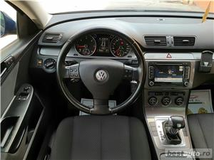 Vw Passat,GARANTIE 3 LUNI,BUY BACK,RATE FIXE,motor 2000 Tdi,143 CP,Trapa,Navi,Euro 5.  - imagine 7