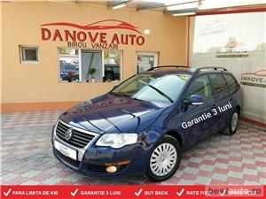 Vw Passat,GARANTIE 3 LUNI,BUY BACK,RATE FIXE,motor 2000 Tdi,143 CP,Trapa,Navi,Euro 5.  - imagine 1