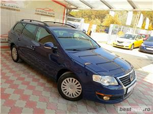Vw Passat,GARANTIE 3 LUNI,BUY BACK,RATE FIXE,motor 2000 Tdi,143 CP,Trapa,Navi,Euro 5.  - imagine 3