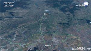 Teren de Vanzare - 6 HA - Brașov Nord  (P.U.Z. Aprobat) - imagine 2