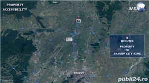 Teren de Vanzare - 6 HA - Brașov Nord  (P.U.Z. Aprobat) - imagine 5