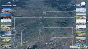 Teren de Vanzare - 6 HA - Brașov Nord  (P.U.Z. Aprobat) - imagine 3