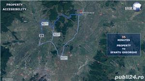 Teren de Vanzare - 6 HA - Brașov Nord  (P.U.Z. Aprobat) - imagine 7
