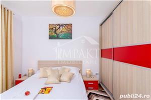 Apartament 3 camere superfinisat zona Buna Ziua , ideal locuinta  ! - imagine 2