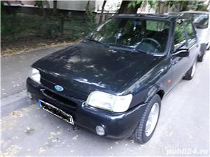 Ford Fiesta Ghia 1.6 90 hp - imagine 3