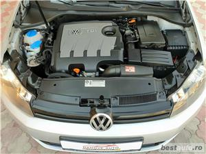Vw Golf 6,GARANTIE 3 LUNI,BUY BACK,RATE FIXE,motor 1600 Tdi,105 Cp,Euro 5.  - imagine 9