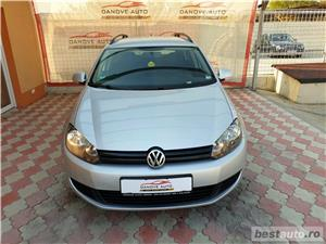 Vw Golf 6,GARANTIE 3 LUNI,BUY BACK,RATE FIXE,motor 1600 Tdi,105 Cp,Euro 5.  - imagine 2