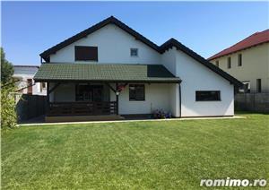 Casa individuala in Dumbravita, curte generoasa, 3 bai, 4 locuri de parcare - imagine 1