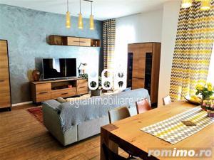 Apartament 3 cam la vila, zona Octavian Goga -Selimbar - COMISION 0% - imagine 2