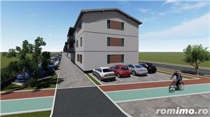 De vanzare teren cu proiect si autorizatie de constructie pentru blocuri noi Timisoara Giroc Braytim - imagine 2