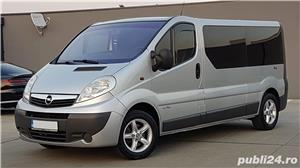Opel Vivaro Extra Lung 2.0 CDTI Diesel 8+1-Locuri - imagine 2