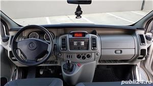 Opel Vivaro Extra Lung 2.0 CDTI Diesel 8+1-Locuri - imagine 7