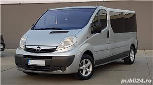 Opel Vivaro Extra Lung 2.0 CDTI Diesel 8+1-Locuri - imagine 1