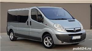 Opel Vivaro Extra Lung 2.0 CDTI Diesel 8+1-Locuri - imagine 3