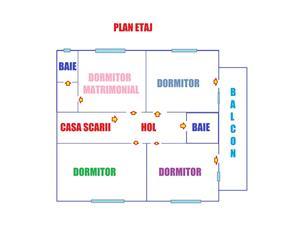CUG EXPOMOBILA, duplex P+1+POD ,130 MP ,locație deosebită, ZERO COMISION - imagine 8